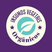 Insumos vegetais orgânicos.